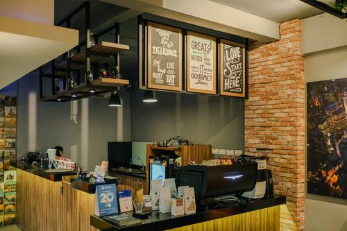 Gourmet Coffeenery