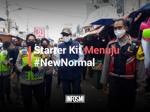 Starter Kit Menuju #NewNormal