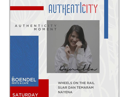 AUTHENTICITY MOMENT WITH DANILLA