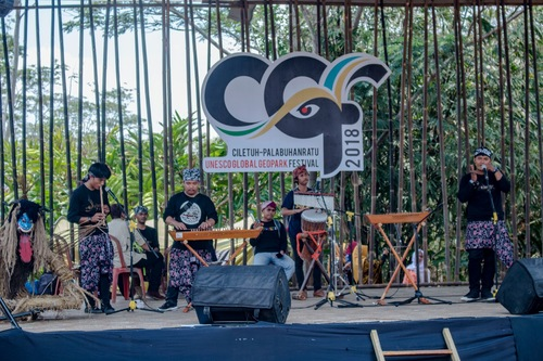 Ciletuh Geopark Festival 2018 – Akulturasi Budaya , Pariwisata dalam Celebration Of Earth di Sukabumi