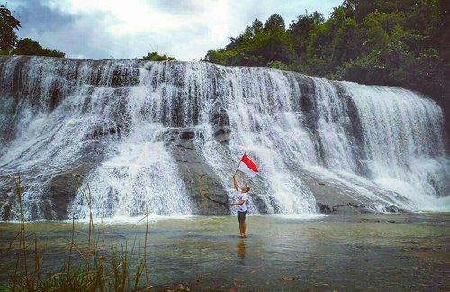 Curug Banteng Sukabumi, Pilihan Wisata Akhir Pekan yang Cocok Untuk Berenang