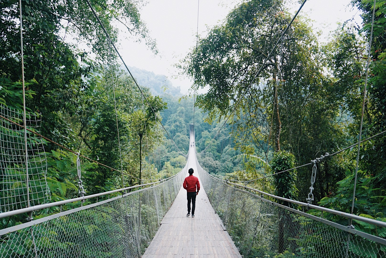 Situgunung Suspension Bridge