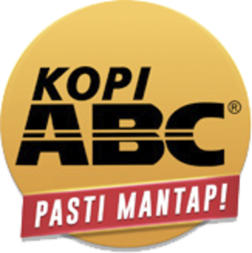 Medium logo kopi abc