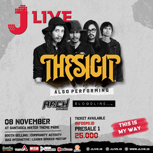 J Live with The Sigit